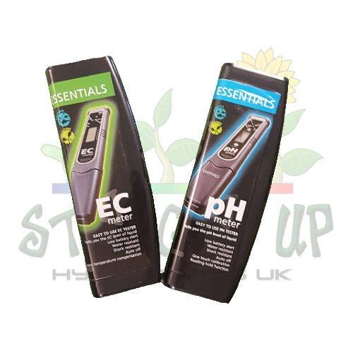 Essentials PH and EC Meter Set